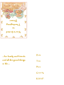 You're Invited To Thanksgiving Dinner Party Invitation Template