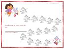 Help Boots Get To Dora Color Behavior Chart