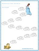 Help Naveen Get To Tiana Color Behavior Chart