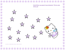Hello Kitty Color Behavior Chart