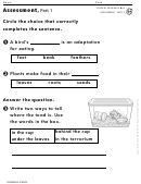 Experience Science Biology Worksheet