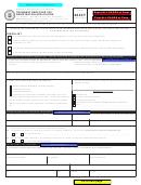 Form 2643t - Transient Employer Tax Registration Application - 2012