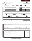 Form Mo-8826 - Disabled Access Credit - 2016