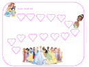 Disney Princess Behavior Chart