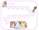 Disney Princess Behavior Chart