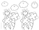 Smile Flower Garden Behavior Chart