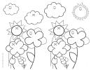 Smile Flower Garden Behavior Chart
