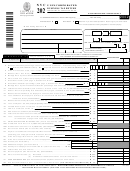 Form Nyc-202 - Unincorporated Business Tax Return For Individuals, Estates And Trusts - 2002