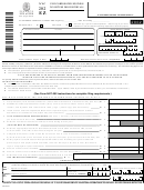 Form Nyc 202 Ez - Unincorporated Business Tax Return For Individuals - 2002