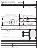 Form Mo-7004 Draft - Application For Extension Of Time To File - 2010