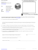 Termination Of Commercial Registered Agent - Montana Secretary Of State
