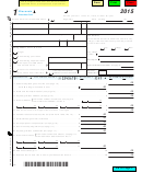 Form 1 - Wisconsin Income Tax - 2015