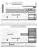 Form Nyc-5ubti - Declaration Of Estimated Unincorporated Business Tax - 2003