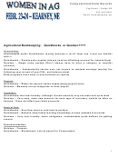 Agricultural Bookkeeping: Quickbooks Or Quicken