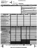 Form Rev-1096a - Liquid Fuels And Fuels Tax Report - 2006