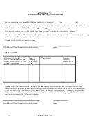 Attachement B - Division Of Housing Disclosure Report
