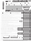 Form Nyc-204 - Unincorporated Business Tax Return - 2011