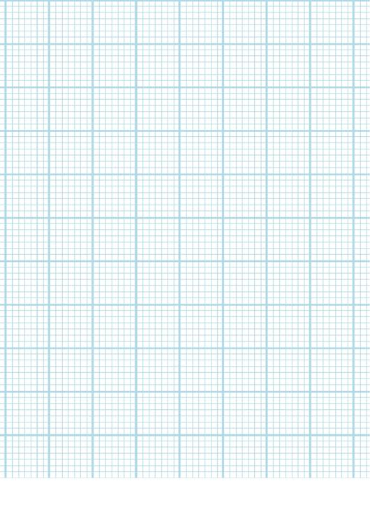Light Blue Graph Paper Printable pdf