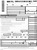 Form Nyc-4sez - General Corporation Tax Return - 2013