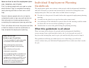 Individual Employment Planning Guidebook