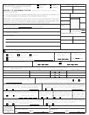 Form 2837 - Report To Determine Status - Indiana Department Of Workforce Development