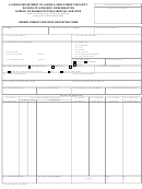 Form Dwc-21 - Reemployment Services Reporting Form - Florida Department Of Labor