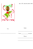 Mother's Day Party Invitation Template