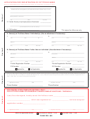Application For Registration Of Fictitious Name