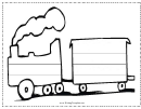Steam Train Writing Template First Grade