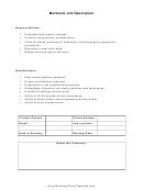 Mechanic Job Description