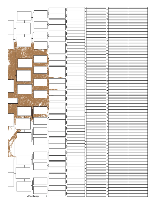 Top 5 7 Generation Family Tree Templates Free To Download In Pdf Format