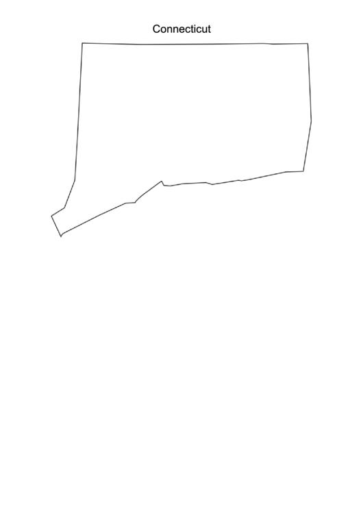Connecticut Map