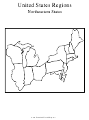 United States Regions Northeastern States