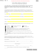 Sd Eform 2018 V1 - Low-speed Vehicle Affidavit
