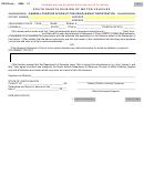 Sd Eform 0858 V1 - General Purpose Affidavit For Vehicle/boat Registration