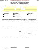 Sd Eform 1792 V1 - Four Wheel, All Terrain Vehicle Affidavit