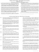 General Instructions-bank Franchise Tax Return
