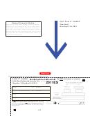 Form It 1040es - Individual Estimated Income Tax - 2011
