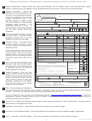 Form 53-c - Detailed Instructions For Department Preprinted Consumer's Use Tax Return