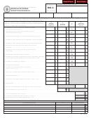 Schedule Mo-c - Missouri Dividends Deduction Schedule