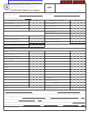 Form 205 - Collector's Annual Settlement