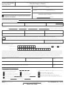 Formulario 433-d(sp) - Plan De Pago A Plazos