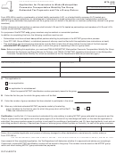 Form Mta-599 - Application For Permission To Make Metropolitan Commuter Transportation Mobility Tax Group Estimated Tax Payments And File A Group Return