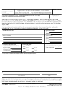 Form 2587 - Application For Special Enrollment Examination
