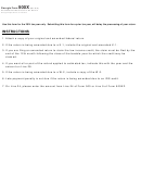 Form 500x - Amended Individual Income Tax Return - 2014