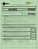 Form Bbsc - Biodiesel Blending And Storage Credit - 2014