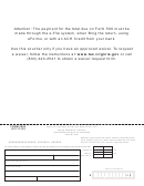 Form 500v - Virginia Corporation Income Tax Payment Voucher