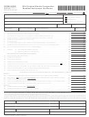 Form 500ec - Virginia Electric Cooperative Modified Net Income Tax Return - 2014