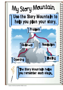 My Story Mountain (with Hints) - Wizard