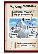 My Story Mountain (with Hints)